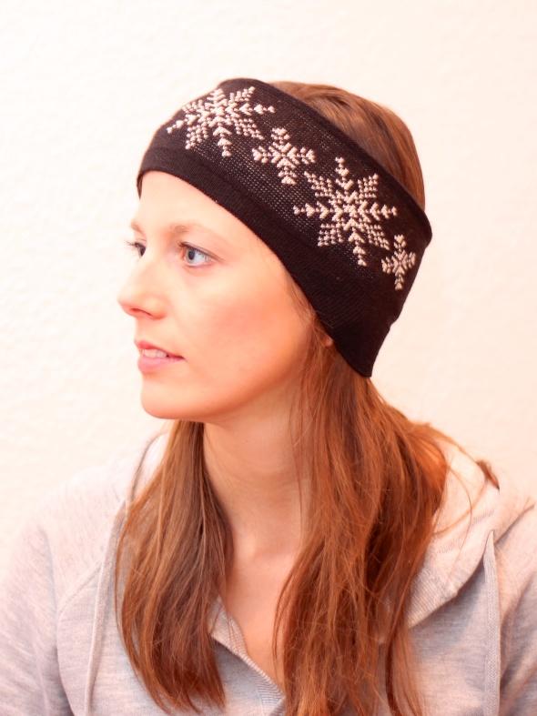 Stirnbänder aus Merino Wolle auch mit Fleece und Ihren Motiven und ...